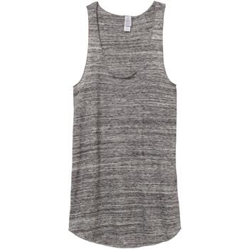 Abbigliamento Donna Top / T-shirt senza maniche Alternative Apparel AT003 Grigio urban