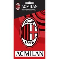 Casa Adesivi Ac Milan TA4043 Rosso