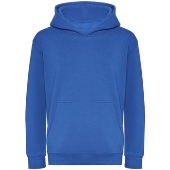 Abbigliamento Bambino Felpe Awdis JH201B Blu reale