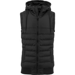 Abbigliamento Uomo Giacche Build Your Brand BY046 Nero