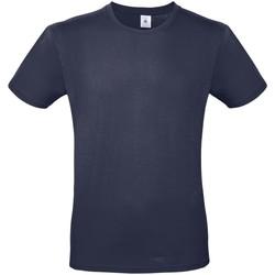 Abbigliamento Donna T-shirt maniche corte B And C BA210 Blu navy