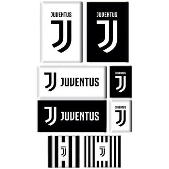 Casa Adesivi Juventus Taille unique Bianco/Nero