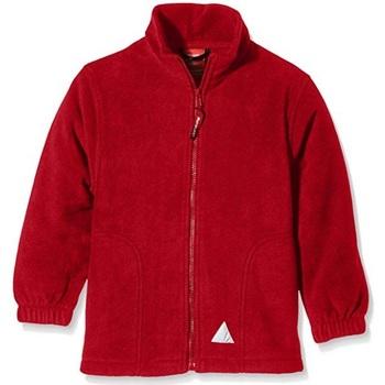 Abbigliamento Unisex bambino Felpe in pile Result RS114B Rosso