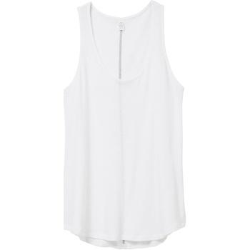 Abbigliamento Donna Top / T-shirt senza maniche Alternative Apparel AT012 Bianco