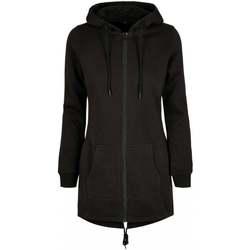 Abbigliamento Donna Felpe Build Your Brand BY148 Nero