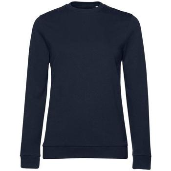 Abbigliamento Donna Felpe B&c WW02W Blu navy
