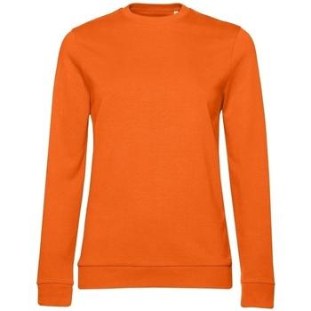 Abbigliamento Donna Felpe B&c WW02W Arancio