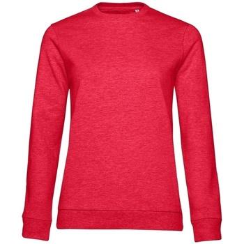 Abbigliamento Donna Felpe B&c WW02W Rosso