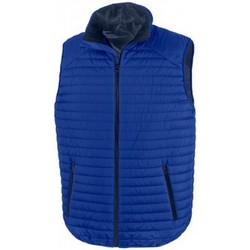 Abbigliamento Giacche Result R239X Blu reale/Blu scuro