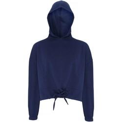 Abbigliamento Donna Felpe Tridri TR085 Blu Navy