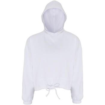 Abbigliamento Donna Felpe Tridri TR085 Bianco