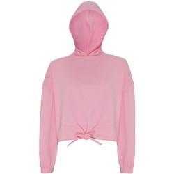 Abbigliamento Donna Felpe Tridri TR085 Rosa