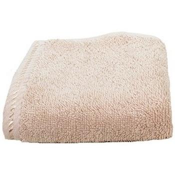 Casa Asciugamano e guanto esfoliante A&r Towels Taille unique Sabbia