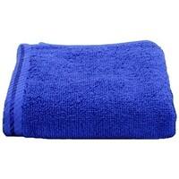 Casa Asciugamano e guanto esfoliante A&r Towels Taille unique Blu Vero