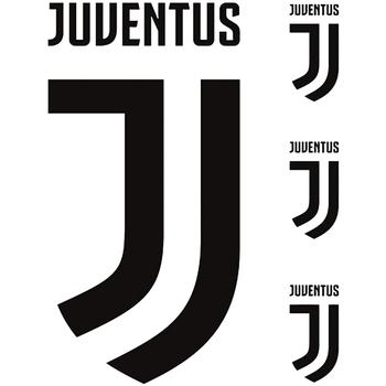 Casa Poster Juventus Taille unique Nero/Bianco
