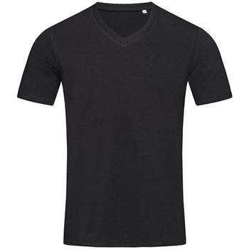 Abbigliamento Uomo T-shirt maniche corte Stedman Stars  Nero