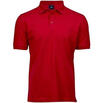Abbigliamento Uomo Polo maniche corte Tee Jays T1405 Rosso