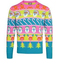 Abbigliamento Felpe Christmas Shop CJ002 Multicolore