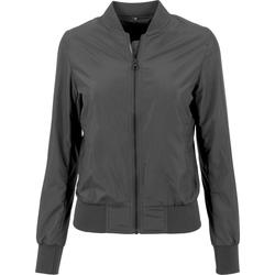 Abbigliamento Donna Giacche Build Your Brand BY044 Nero