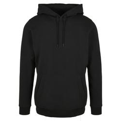 Abbigliamento Uomo Felpe Build Your Brand BB001 Nero