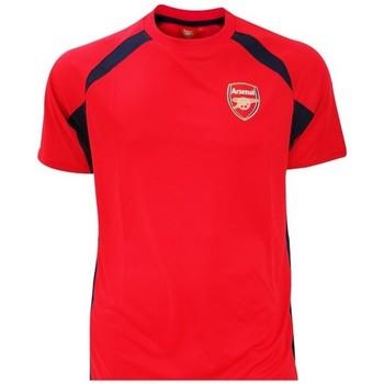 Abbigliamento Bambino T-shirt maniche corte Arsenal Fc  Nero