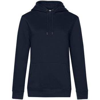 Abbigliamento Donna Felpe B&c WW03Q Blu navy