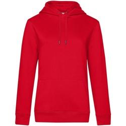 Abbigliamento Donna Felpe B&c WW03Q Rosso