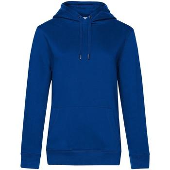 Abbigliamento Donna Felpe B&c WW03Q Blu reale