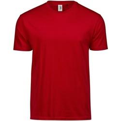 Abbigliamento Uomo T-shirt maniche corte Tee Jays TJ1100 Rosso