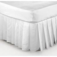 Casa Completo letto Belledorm Single BM200 Bianco