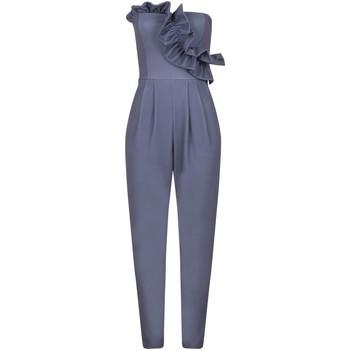 Abbigliamento Donna Tuta jumpsuit / Salopette Girls On Film  Grigio