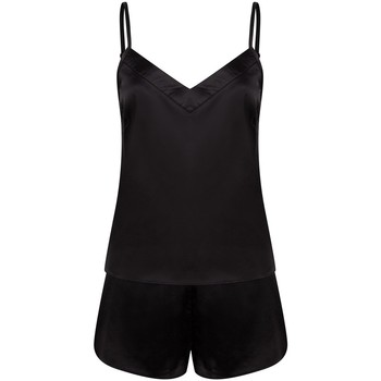 Abbigliamento Donna Pigiami / camicie da notte Towel City TC057 Nero