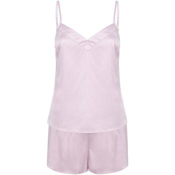 Abbigliamento Donna Pigiami / camicie da notte Towel City TC057 Rosa