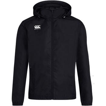 Abbigliamento Uomo Giacche sportive Canterbury CN268 Nero