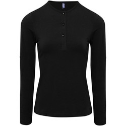 Abbigliamento Donna Tuniche Premier PR318 Nero