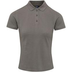 Abbigliamento Donna T-shirt & Polo Premier PR632 Grigio scuro