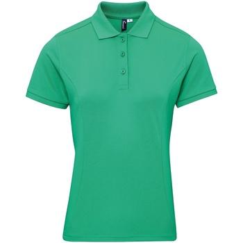 Abbigliamento Donna T-shirt & Polo Premier PR632 Verde Kelly