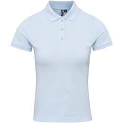 Abbigliamento Donna T-shirt & Polo Premier PR632 Azzurro