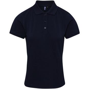Abbigliamento Donna T-shirt & Polo Premier PR632 Blu navy