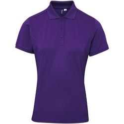 Abbigliamento Donna T-shirt & Polo Premier PR632 Viola