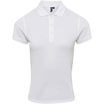 Abbigliamento Donna T-shirt & Polo Premier PR632 Bianco