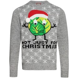 Abbigliamento Felpe Christmas Shop CJ004 Grigio