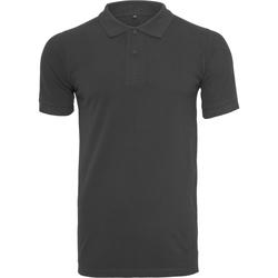Abbigliamento Uomo T-shirt & Polo Build Your Brand BY008 Nero