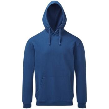 Abbigliamento Uomo Felpe Asquith & Fox AQ045 Blu navy