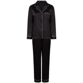 Abbigliamento Donna Pigiami / camicie da notte Towel City TC055 Nero