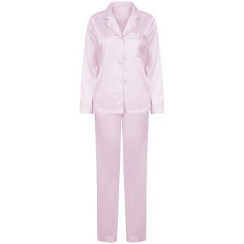 Abbigliamento Donna Pigiami / camicie da notte Towel City TC055 Rosa