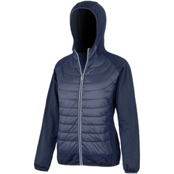 Abbigliamento Donna Giacche Spiro S268F Blu navy