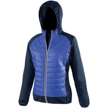 Abbigliamento Donna Giacche Spiro S268F Blu