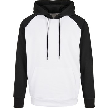 Abbigliamento Uomo Felpe Build Your Brand BB005 Nero
