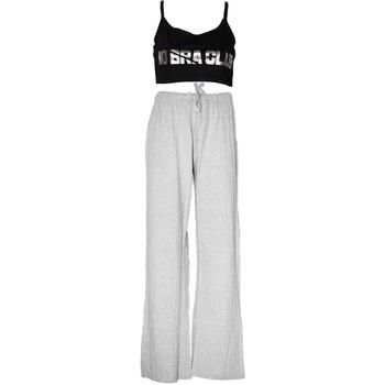 Abbigliamento Donna Pigiami / camicie da notte Forever Dreaming  Nero